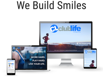 Major Website Project Release for ClubLife