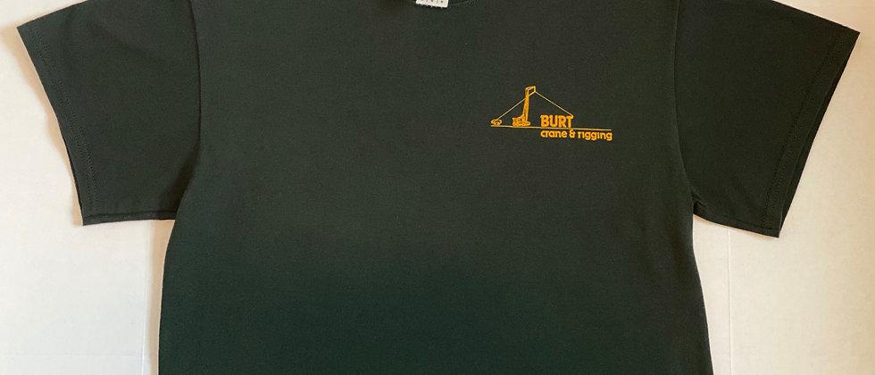 BURT Cotton T-Shirt