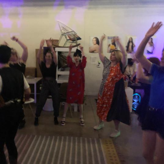 Zine Release Party