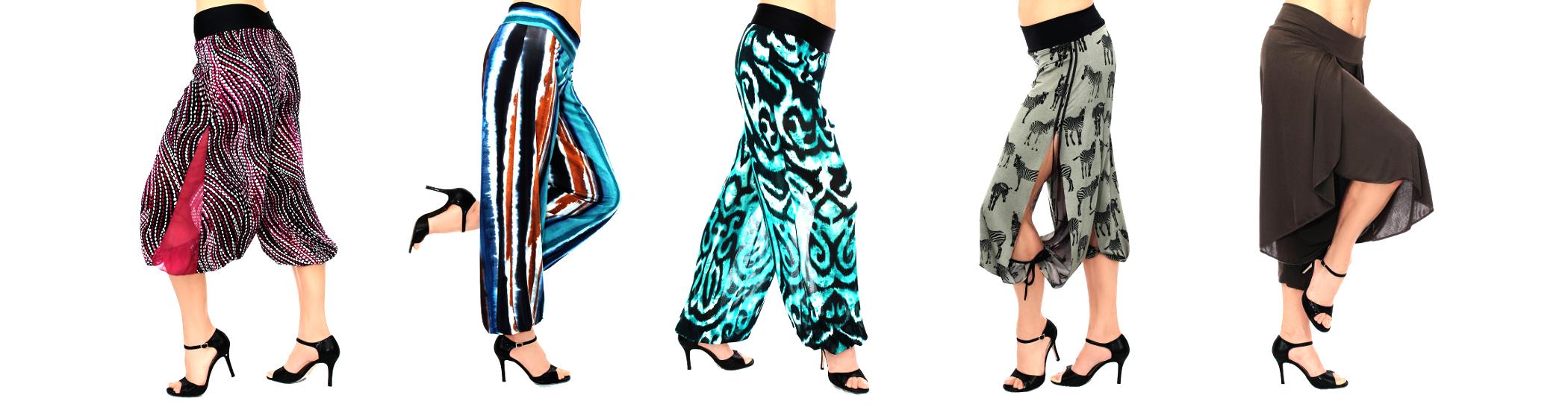 Pantalons de tango pour femmes Iryna