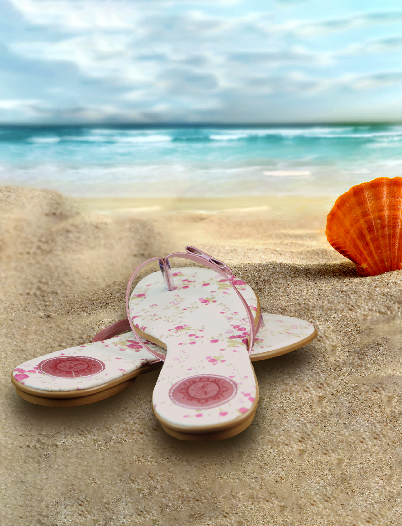 Rasteirinha na Praia
