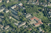 Paderborn motherhouse aerial view 2018.J
