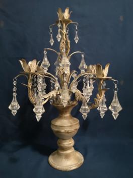 table candelabra chandelier