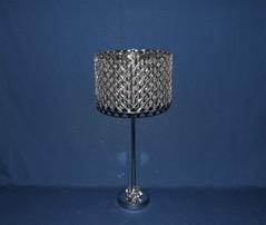 silver bling lamp