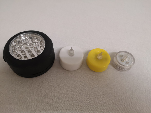 led and tealights