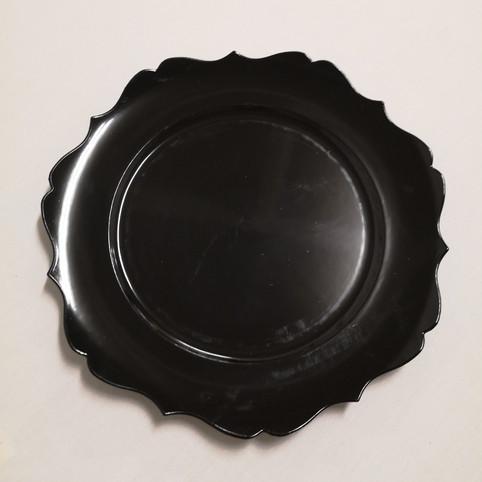 fancy black