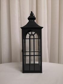 large black lanterns