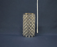 silver bling shade 10 inch