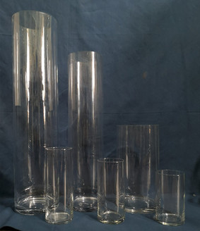clear vases