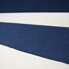 denim blue runner