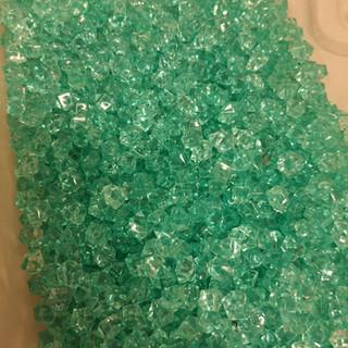turquoise diamonds