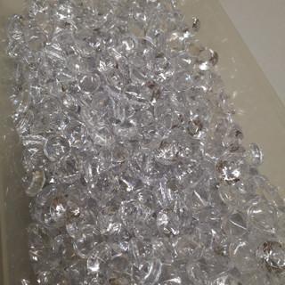 clear diamonds