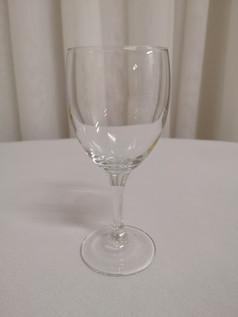 5 oz white wine glass