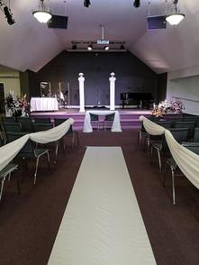 church décor