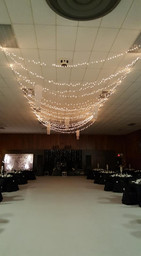 ceiling drapings 20