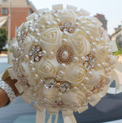 ivory vintage bouquet