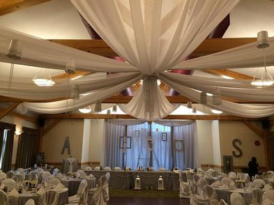 ceiling drapings 1