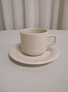 coffee / tea cup and saucer