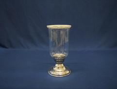 silver bling pedestal
