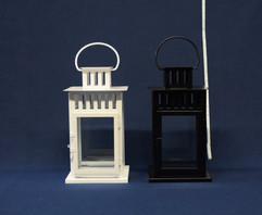 square lanterns