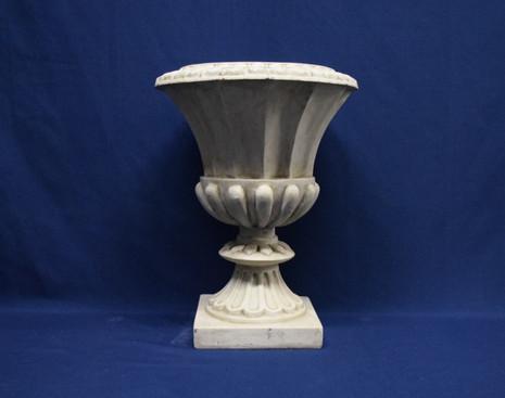 beige urns