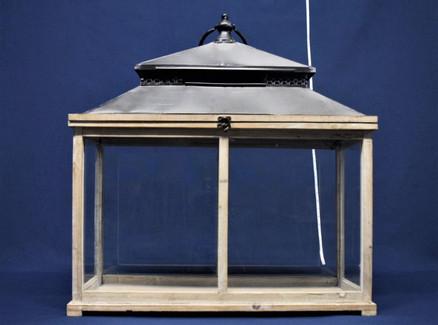 wood lantern cardbox