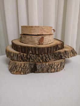 wood cookies