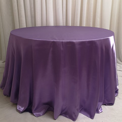 lilac round floor lenght
