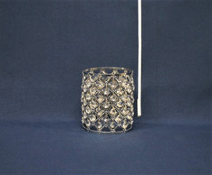 silver bling shade 5 inch