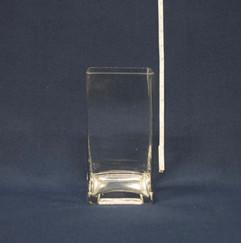 square tall vase 8x4x4