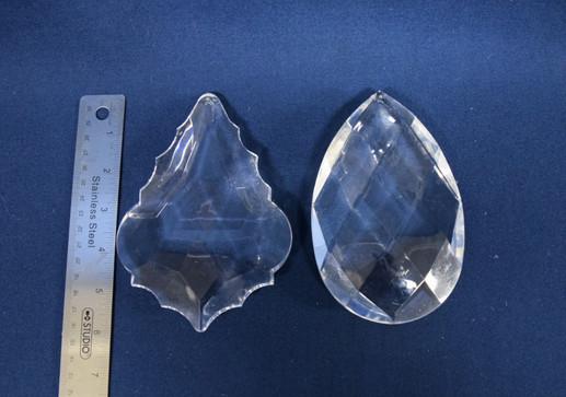 "6"" clear gems"