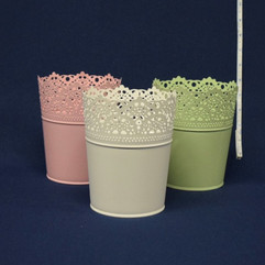 lace buckets
