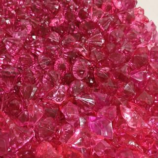fucshia diamonds