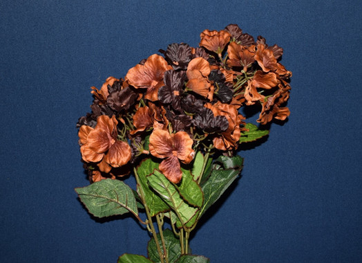 orange and brown bouquet