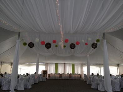 ceiling drapings 11