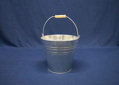 galvanized pail large
