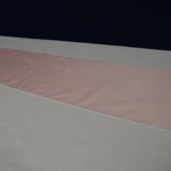 blush pink runner