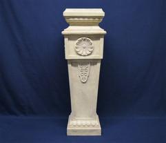 large stone pillar