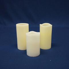 pillar candles medium