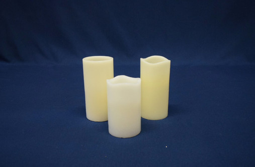 pillar candles medium