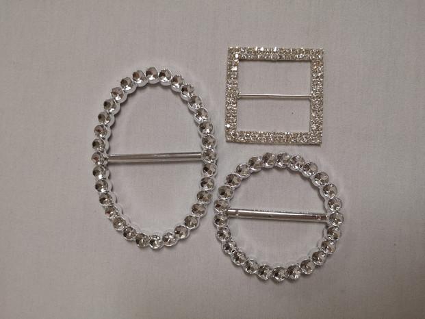 silver napkin rings