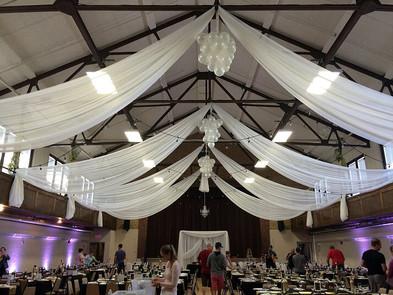 ceiling drapings 2