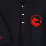 Embroidered Polo - Left Chest and Sleeve