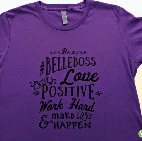 Belle Boss T-Shirt