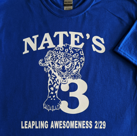 Leapling Birthday T-Shirt