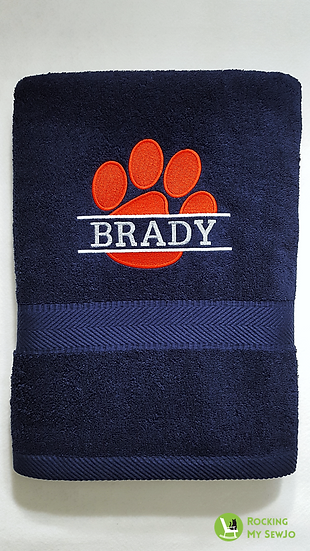 Dog's Towel
