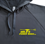Polyester Hoodie Front