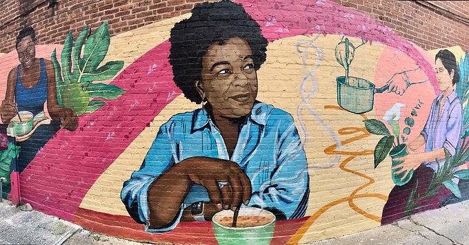 Más allá del café y los condominios: Familias negras y marrones desplazadas y borradas