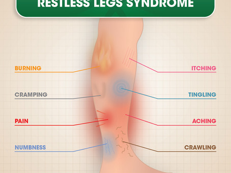 Study establishes correlation between restless legs syndrome and superficial venous insufficiency