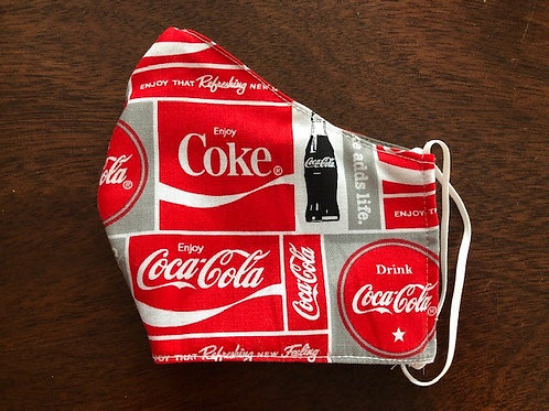 Coke is the Real Thing - Adult Cup Size